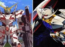 Gundam: Turn A và 10 Mecha mạnh nhất trong các sê-ri về Robot biến hình