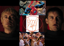 Bí ẩn ghê rợn về biểu tượng ngón tay quỷ Satan và thuyết âm mưu sự ảnh hưởng đến Spider Man