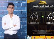 """PUBG: Sau Nubboiz, """"bầu"""" Pewpew tiếp tục rót tiền tài trợ, thâu tóm tuyển PUBG hàng đầu Việt Nam"""