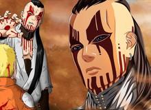 Jigen có thể sẽ là đối thủ khó nhằn nhất mà Naruto từng đụng độ từ trước đến nay