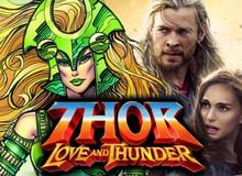 Thần Sấm Thor sẽ bị một phù thủy tuyệt đẹp quyến rũ trở thành kẻ phản diện trong Thor: Love and Thunder?