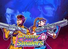 Power Stealers - Game Contra phiên bản đẹp mắt mới mở cửa thử nghiệm