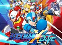 Mega Man X DiVE - Phiên bản mới của một huyền thoại sắp ra mắt trên di động