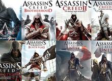 Hàng loạt game Assassin's Creed đang giảm giá sập sàn trên Steam