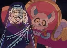 """One Piece: Sau khi bị đứa con gái nuôi """"nuốt chửng"""" linh hồn Mẹ Carmel đã nhập vào Napoleon để kiểm soát Big Mom ?"""