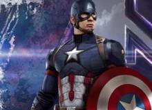 """Hạt sạn gây sốc: Khiên của Captain America vừa bị Thanos chém nát đã """"tự phục hồi"""" ngay trong Avengers: Endgame"""