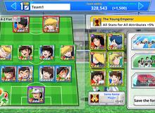 Game mobile bóng đá Captain Tsubasa ZERO: Miracle Shot tiến hành mở đăng ký