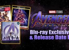 10 chi tiết mới đáng chú ý trong phiên bản Digital và Blu-ray/DVD của Avengers: Endgame