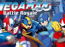 Trở về tuổi thơ với Mega Man Royale, phiên bản mới này sẽ mang tính 'sinh tồn' siêu thú vị