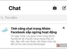 Thực hư chuyện 'Facebook bỏ Groupchat trên Messenger', hoá ra tất cả chỉ là hiểu lầm tai hại