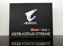 Mở hộp bo mạch chủ X570 Aorus Xtreme trị giá 11 triệu đồng, bên trong có gì mà đắt vậy?