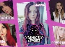 LMHT: Không ai có thể ngăn cản đội tuyển LMHT 5 nữ Vaevictis có được chuỗi thua 0-14