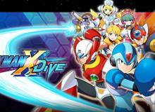 Tìm hiểu thêm về Mega Man X DiVE - Game mobile tuyệt đỉnh sắp ra mắt