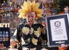"""Một """"fan cuồng"""" Nhật Bản phá vỡ kỷ lục thế giới khi thu thập hơn 10.000 vật phẩm Dragon Ball"""