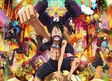 Movie One Piece Stampede hé lộ nhiều chi tiết quan trọng, mang đến một khía cạnh mới về Trái Ác Quỷ cùng kho báu của Vua Hải Tặc