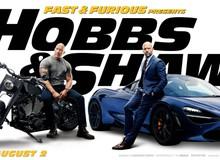 Fast & Furious: Hobbs & Shaw được các nhà phê bình hết lời khen ngợi, ca tụng là bộ phim hay nhất trong toàn bộ series