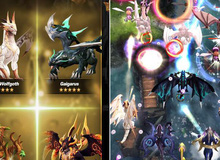 """DragonSky: Idle & Merge - Game mobile idle RPG với bối cảnh """"đại chiến Rồng"""" cực thú vị"""