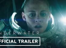 """Phim kinh dị viễn tưởng Underwater tung trailer mới khiến khán giả """"điêu đứng"""" vì quá hoành tráng và mãn nhãn"""