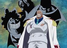One Piece: Monkey D. Garp và 7 nhân vật trong hàng ngũ hải quân có thể đương đầu với 1 Tứ Hoàng