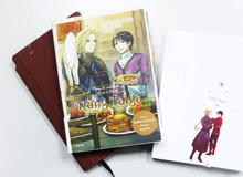 Ra mắt light novel Rừng Taiga: Câu chuyện tình của đại ngự tỷ và chàng phi công thích nấu ăn