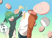 One Punch Man: Tatsumaki có thể dùng sức mạnh của mình để khống chế Saitama không?