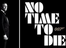 Hé lộ tên chính thức của bộ phim điệp viên 007 thứ 25 – No Time To Die