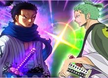 Spoiler One Piece 953: Zoro được con gái Oden tặng cho Danh kiếm ngang hàng với Hắc kiếm của Mihawk