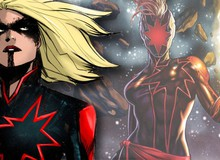 Captain Marvel sẽ trở thành kẻ tiêu diệt các Avengers trong bộ truyện tới đây?