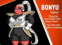 Hé lộ tạo hình của nữ nhân vật mới được thiết kế bởi Akira Toriyama cho game Dragon Ball Kakarot