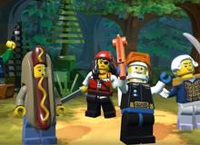 LEGO Legacy: Heroes Unboxed - Game mobile nhập vai được hậu thuẫn bởi Gameloft mở đăng ký