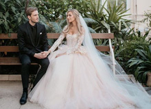 Bộ ảnh cưới đẹp như trong truyện cổ tích của ông hoàng YouTube PewDiePie