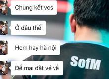 LMHT: Vừa về Việt Nam 'giải sầu', SofM lập tức được Pelu Hoàng Luân mời vào bàn phân tích trận chung kết VCS