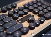 Ngắm chiếc bàn phím cơ cực 'nghệ' trông như một tác phẩm nghệ thuật ra đời từ 100 năm trước