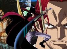 One Piece: Trước khi sự thật được tiết lộ, Mihawk luôn bị tình nghi là thủ phạm gây ra 2 vết sẹo này