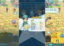 Pokemon Masters - Game mobile chiến thuật 3v3 xoay quanh các Trainer chính thức ra mắt