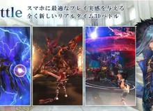 Blade X Lord - Game mobile đến từ cha đẻ của Brave Frontier và Final Fantasy mở đăng ký