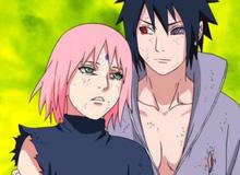 Tiểu thuyết Naruto tiết lộ một cảnh cực kì lãng mạn, hóa ra Sasuke cũng thích Sakura