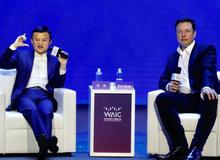 Elon Musk trò chuyện cùng Jack Ma: 'Loài người chỉ như con tinh tinh so với AI'