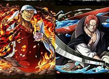 Shanks và 10 nhân vật mạnh nhất còn sống đã xuất hiện trong thế giới One Piece (Phần 1)