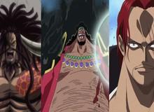 Shanks và 10 nhân vật mạnh nhất còn sống đã xuất hiện trong thế giới One Piece (Phần 2)