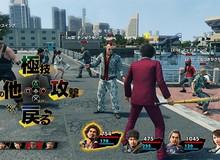 Yakuza 7 chính thức tiết lộ với gameplay lạ hoắc