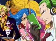 One Piece: Món ăn yêu thích của Sanji và gia tộc Vinsmoke liên quan gì đến màu tóc của họ?