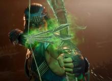 Game 'Rồng Đen' trở lại, mang theo cả Nightwolf siêu ngầu vào trong Mortal Kombat 11