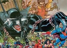 10 sự thật đáng sợ về Batman Who Laughs - phiên bản Người Dơi nguy hiểm và xấu xa nhất mọi thời đại