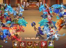 Game chiến thuật Ngọa Long Tam Quốc chuẩn bị mở cửa tại Việt Nam