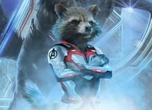 Sánh ngang với Iron-Man, Rocket cũng là một thiên tài khoa học của vũ trụ Marvel