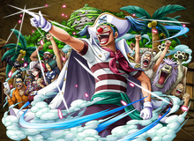 """One Piece: """"Thánh ăn may"""" Buggy có thể là người duy nhất trong băng Roger sở hữu Trái Ác Quỷ?"""