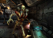 Sau 15 năm, cuối cùng tôi cũng có đủ dũng khí để phá đảo Doom 3