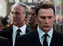 """Hóa ra tất cả đã bị Marvel """"dắt mũi"""", Captain America phiên bản già đã từng xuất hiện trong MCU từ trước Endgame"""