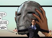 Giống như Batman, Iron Man đã từng xuất hiện từ thời tiền sử?